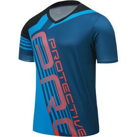 Protective P-Empire Fahrrad Shirt Herren blau